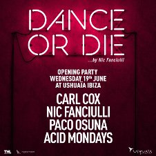 DANCE OR DIE OPENING PARTY
