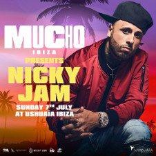 MUCHO IBIZA - NICKY JAM