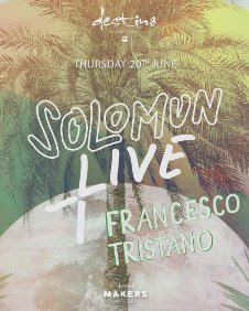 SOLOMUN + LIVE