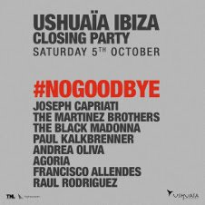 USHUAIA CLOSING PARTY