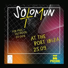 SOLOMUN AT THE PORT IBIZA (DRINKS PACKAGE)