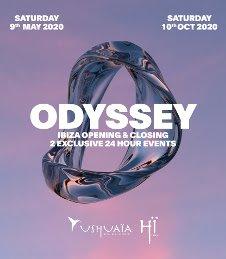 USHUAIA OPENING PARTY - ODYSSEY