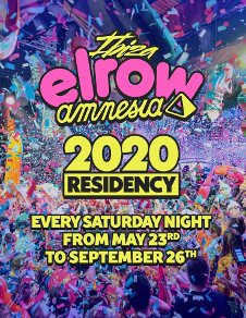 ELROW OPENING PARTY
