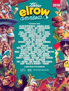 ELROW CLOSING PARTY - PLANET ROW