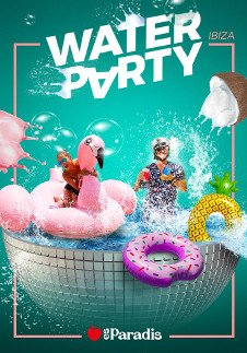 WATER PARTY CLOSING PARTY