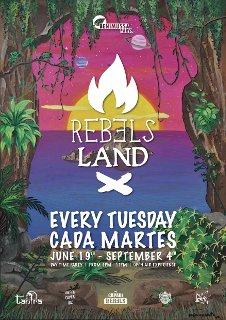 CAPADI REBELSLAND - STEVE LAWLER PRESENTS
