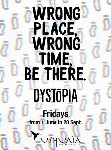 DYSTOPIA CLOSING PARTY