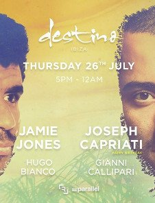 JOSEPH CAPRIATI INVITES JAMIE JONES