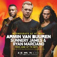 ARMIN VAN BUUREN / SUNNERY JAMES & RYAN MARCIANO