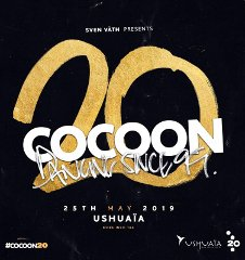 COCOON 20TH ANNIVERSARY