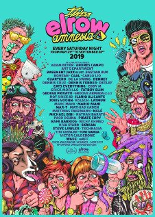 ELROW - TGGE ENCHANTED FOWREST