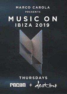 MUSIC ON DAYTIME - 2019-06-27 - Ibiza Disco Ticket