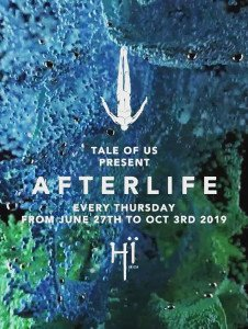 AFTERLIFE CLOSING PARTY