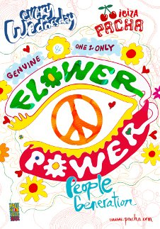 FLOWER POWER CLOSING PARTY