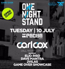 ONE NIGHT STAND - CARL COX