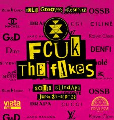 SOLID GROOVES - FCUK THE FAKES