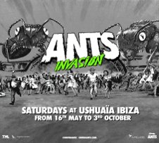 ANTS CLOSING PARTY